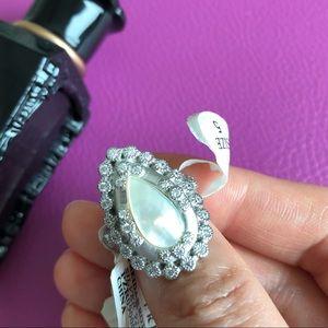 Freida Rothman Sterling Silver Ring